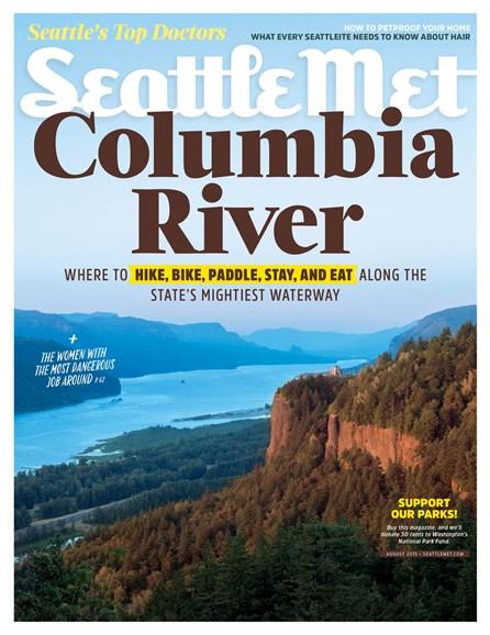 Seattle Met Cover - 8/1/2015