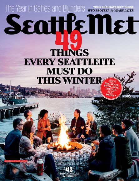 Seattle Met Cover - 12/1/2015