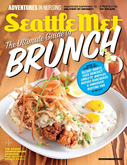 Seattle Met Cover - 2/1/2015