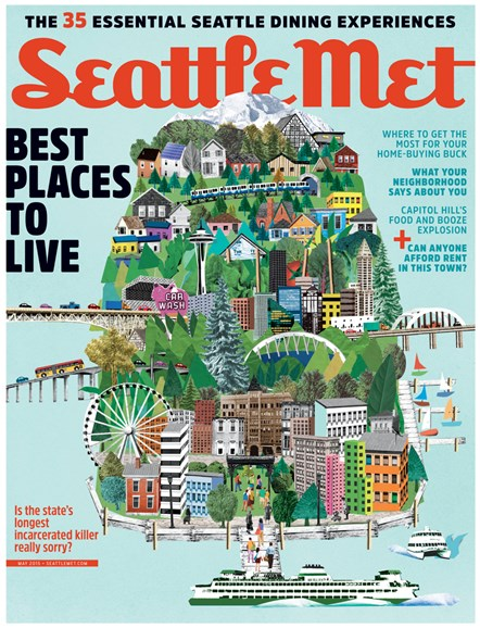 Seattle Met Cover - 5/1/2015