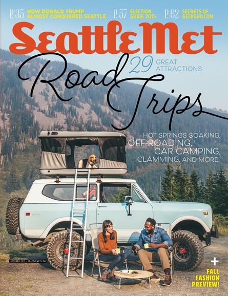 Seattle Met Cover - 10/1/2015
