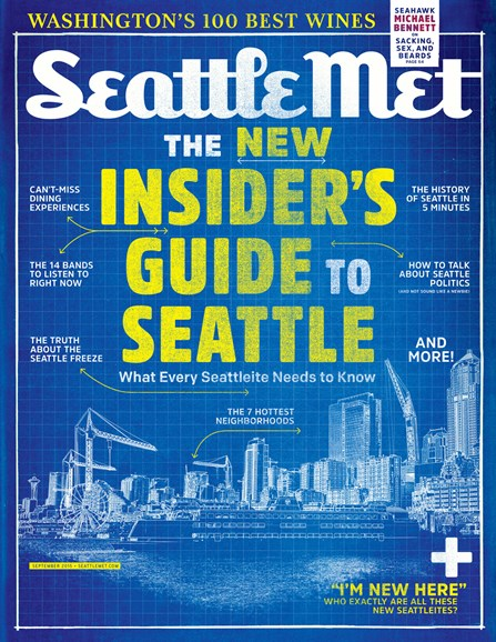 Seattle Met Cover - 9/1/2015