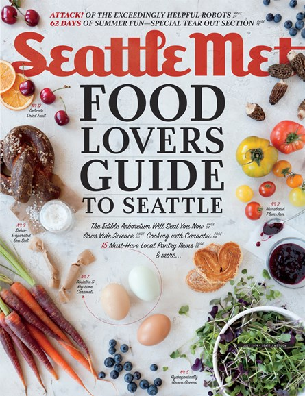 Seattle Met Cover - 7/1/2014