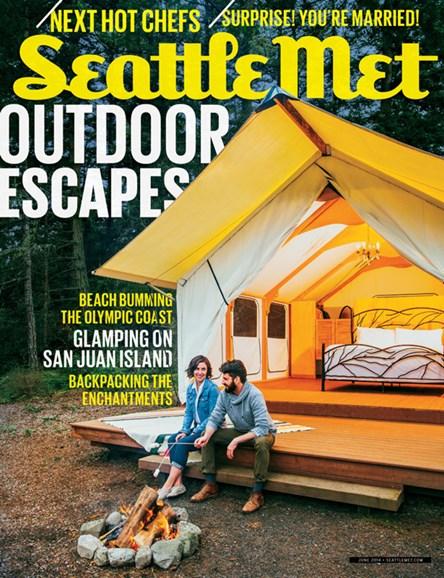 Seattle Met Cover - 6/1/2014