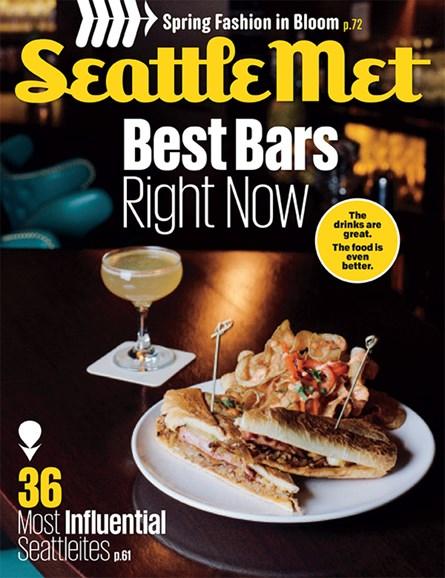 Seattle Met Cover - 4/1/2013