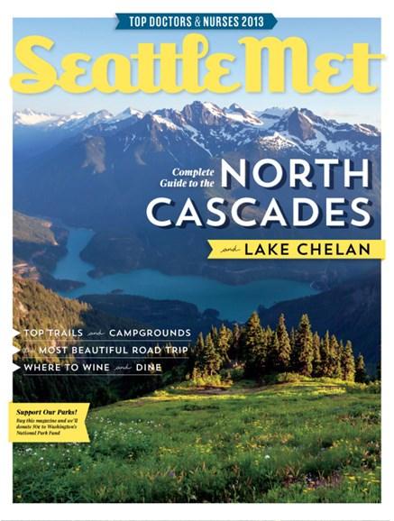 Seattle Met Cover - 8/1/2013