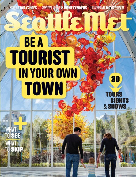 Seattle Met Cover - 6/1/2013