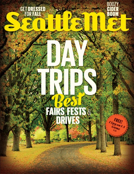 Seattle Met Cover - 10/1/2013