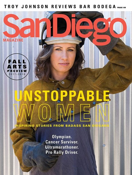 San Diego Cover - 9/1/2017