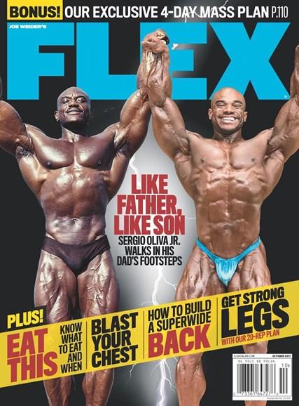 Flex Cover - 10/1/2017