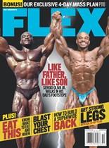 Flex | 10/2017 Cover