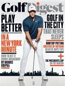 Golf Digest 9/1/2017