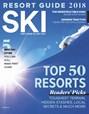 Ski Magazine | 10/2017 Cover