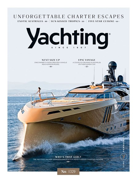Yachting Cover - 9/1/2017