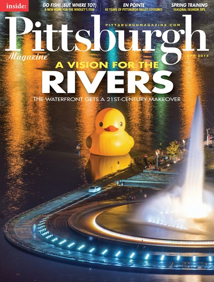 Pittsburgh Magazine Cover - 4/1/2014