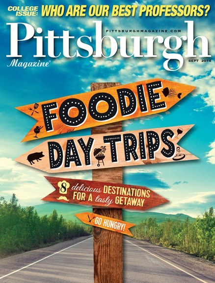 Pittsburgh Magazine Cover - 9/1/2014