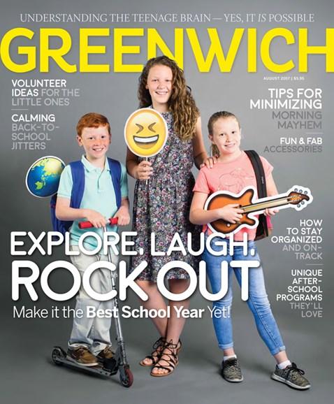 Greenwich Cover - 8/1/2017