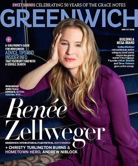 Greenwich Cover - 6/1/2017