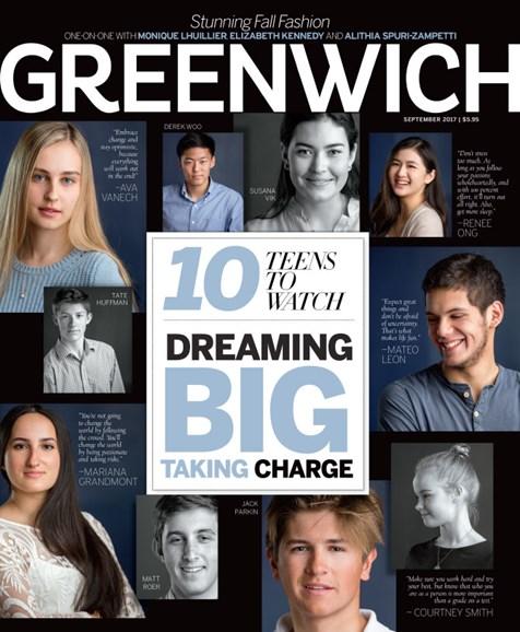 Greenwich Cover - 9/1/2017