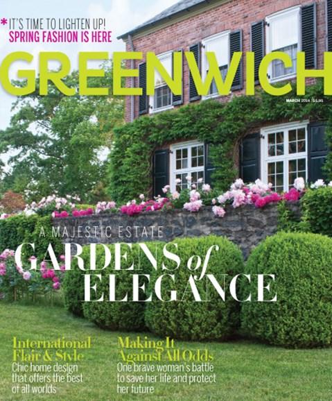 Greenwich Cover - 3/1/2014