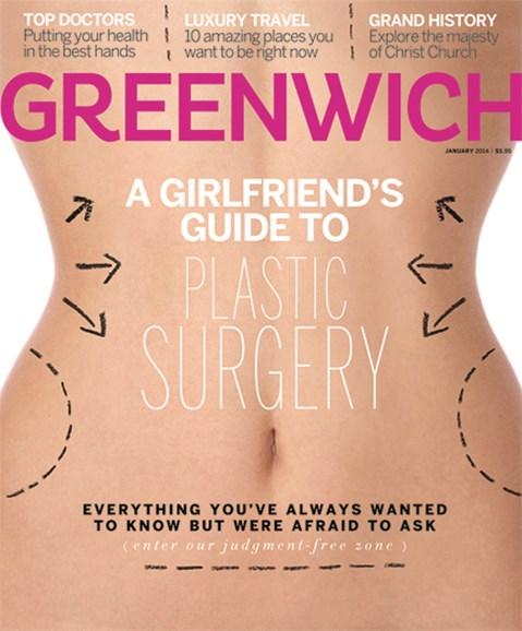 Greenwich Cover - 1/1/2014