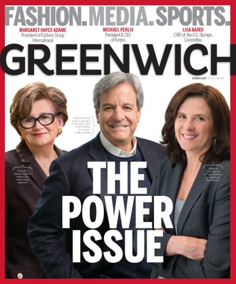 Greenwich Cover - 2/1/2015