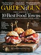 Garden & Gun Magazine 10/1/2017
