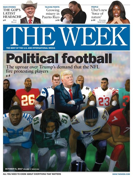 The Week Cover - 10/6/2017