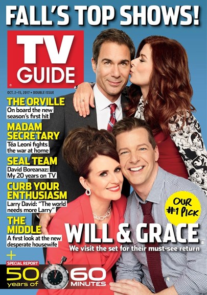 TV Guide Cover - 10/2/2017