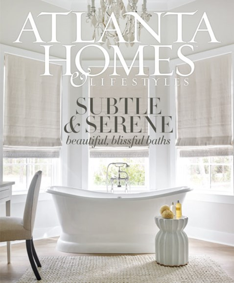 Atlanta Homes & Lifestyles Cover - 7/1/2017