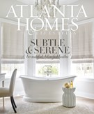Atlanta Homes & Lifestyles Magazine 7/1/2017