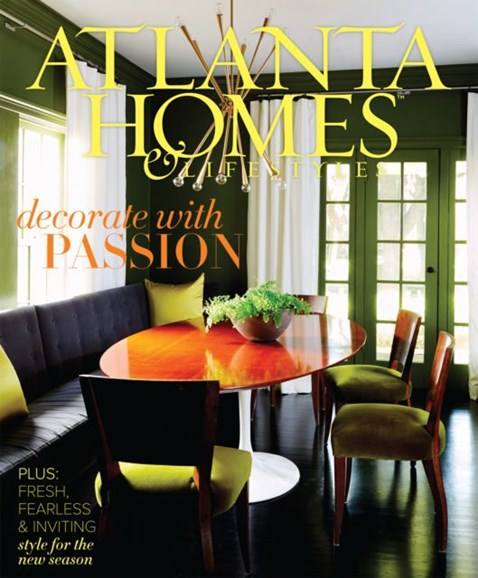 Atlanta Homes & Lifestyles Cover - 10/1/2017