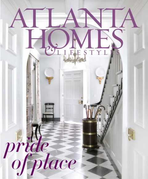 Atlanta Homes & Lifestyles Cover - 9/1/2017