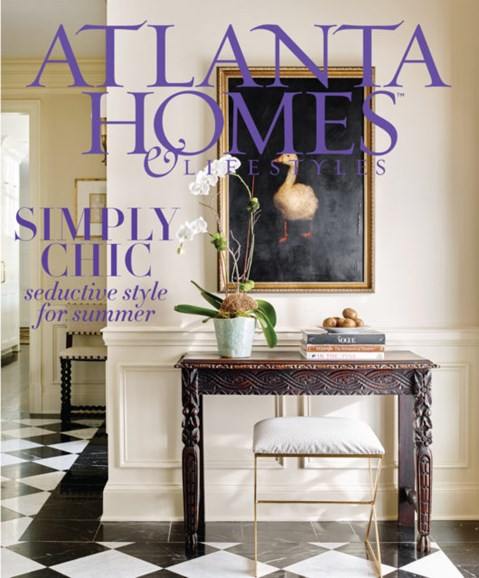 Atlanta Homes & Lifestyles Cover - 6/1/2017