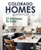 Colorado Homes & Lifestyles Magazine 9/1/2017