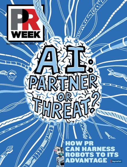 PRWeek Cover - 9/1/2017
