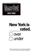 Time Out New York Magazine 10/4/2017