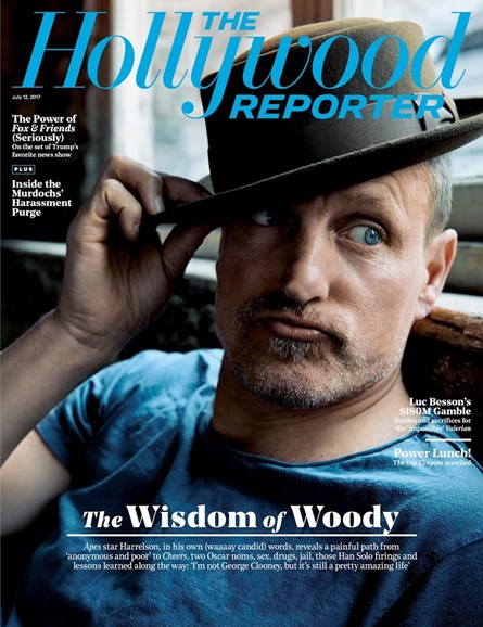 The Hollywood Reporter Cover - 7/12/2017