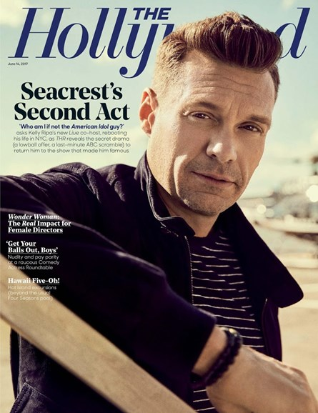 The Hollywood Reporter Cover - 6/14/2017