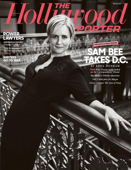 The Hollywood Reporter Cover - 4/26/2017