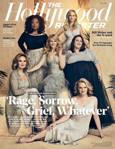 The Hollywood Reporter Cover - 6/7/2017