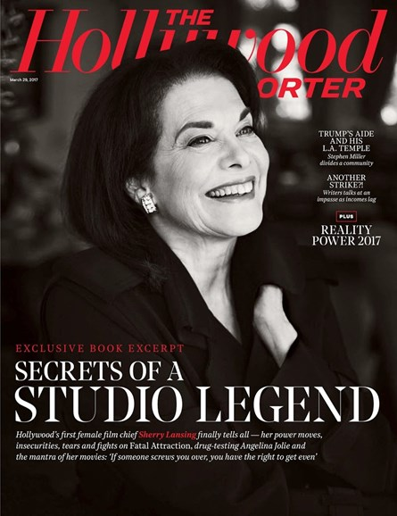 The Hollywood Reporter Cover - 5/29/2017