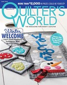 Quilter's World Magazine 12/1/2017