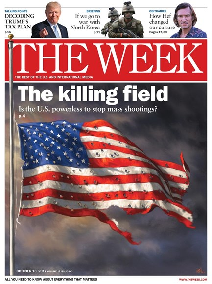 The Week Cover - 10/13/2017