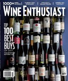 Wine Enthusiast Magazine 11/1/2017