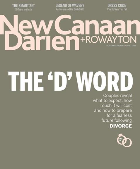 New Canaan-Darien Cover - 9/1/2017