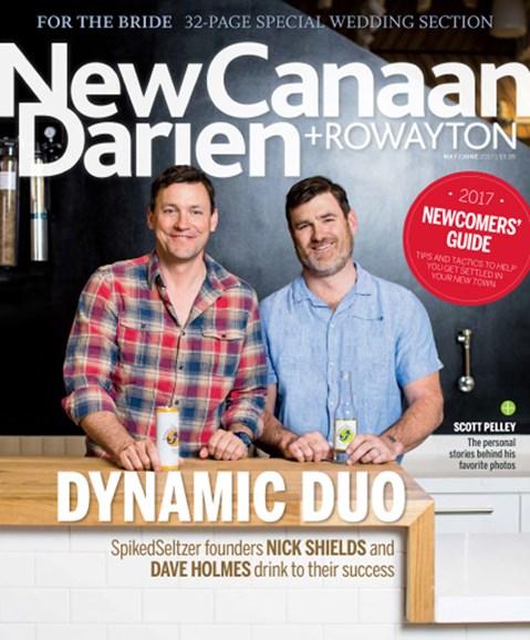 New Canaan-Darien Cover - 5/1/2017