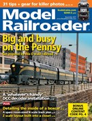 Model Railroader Magazine 11/1/2017