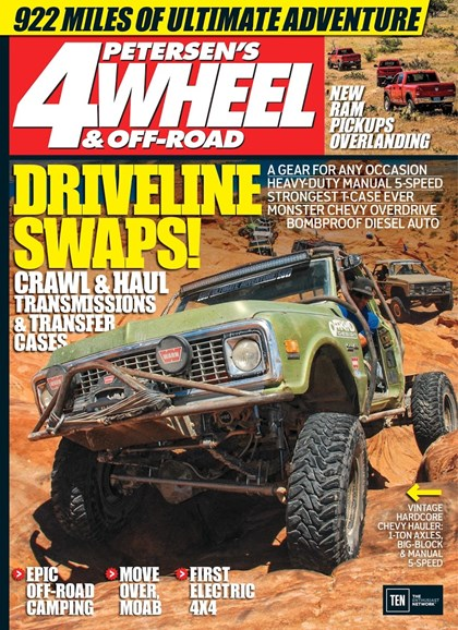 4 Wheel & Off-Road Cover - 12/1/2017