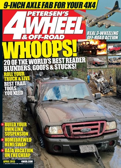 4 Wheel & Off-Road Cover - 4/1/2013